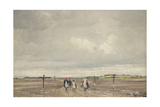 Home across the Sands Giclee Print by William Page Atkinson Wells
