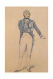 Horatio Nelson (1758-1805) Giclee Print by Henry Edridge