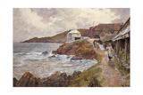 Coast Scene Giclee Print by Charles Napier Hemy
