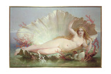 Venus, 1852 Lámina giclée por Henry Courtney Selous