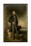 Portrait of John Hick Esq, Jp, C.1861 Giclee Print by Sir Francis Grant