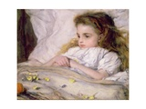 Convalescent Giclee Print by Frank Holl