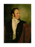 George, 2nd Earl of Bradford (1780-1865) Giclee Print by Sir George Hayter