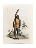 Hindu Priest, Pub. by Edward Orme, 1804 Giclee Print by Franz Balthazar Solvyns