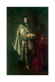 King William III Giclee Print by Jan van der Vaardt