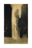 The Apparition, 1890-95 Giclee Print by Odilon Redon