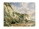 Bonchurch Giclee Print by Edward William Cooke