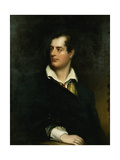 Portrait of George Gordon, 6th Lord Byron (1788-1824) Giclee Print by Thomas Phillips
