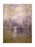 Spring in Moniaive, 1889 Giclee Print by James Paterson