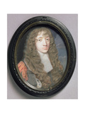 Portrait Miniature of John Wilmot, 2nd Earl of Rochester, C.1660-5 Giclee Print by Samuel Cooper