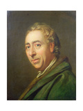 Portrait of Lancelot 'Capability' Brown, C.1770-75 Giclee Print by Richard Cosway
