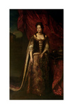 Queen Mary II Giclee Print by Jan van der Vaardt