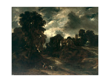 The Glebe Farm Giclee Print by John Constable