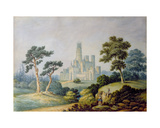 Fonthill Abbey Giclee Print by Francis Danby