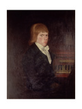 Portrait of John Field (1782-1837) Giclee Print by Martin Archer Shee