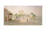 Norwich Castle Giclee Print by John Joseph Cotman