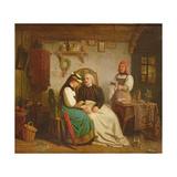 The Elderly Invalid Giclee Print by Heinrich von Rustige