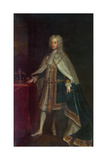 George II (1683-1760) Giclee Print by Charles Jervas