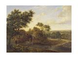 Watermill at Carshalton, 1830 Giclee Print by Patrick Nasmyth