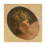 Head of a Young Man Giclee Print by Gian Lorenzo Bernini
