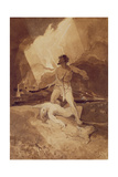 Cain and Abel, 1800-03 Giclee Print by John Sell Cotman