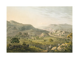 The Pass of Atbara in Abyssinia, Engraved by Daniel Havell (1785-1826) 1809 Giclee Print by Henry Salt