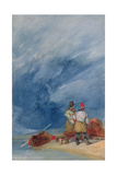 Stormy Weather, C.1831-3 Giclee Print by John Sell Cotman