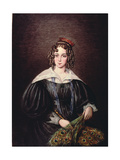 Miss Mary Kirby of Castle Howard Inn, Yorkshire Giclee Print by Mary Ellen Best