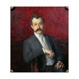 Edwardian Gentleman Giclee Print by Emil Fuchs