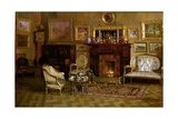 An Interior Giclee Print by Maud Hall Neale