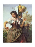 Spanish Industry, 1863 Giclee Print by John Phillip