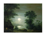 Landscape by Night Giclee Print by Nathan Theodore Fielding