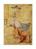 A Hermit, 1853 Giclee Print by Richard Dadd
