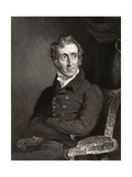 Henry Welbore Agar Ellis, 2nd Viscount Clifden, Engraved by Edward Scriven (1775-1841), from… Giclee Print by Sir George Hayter