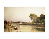 Cookham on Thames, Berkshire Giclee Print by Peter De Wint