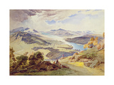 Windermere from Ormot Head Giclee Print by William 'de Lond' Turner