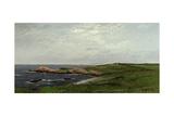 New England Coast Giclée-tryk af Alfred Thompson Bricher
