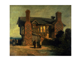 Moreton Old Hall Giclee Print by John Sell Cotman