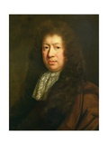 Portrait of Samuel Pepys (1633-1703), Copy after John Riley (1646-91) Giclee Print by Johann Closterman