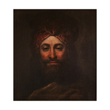 Man with a Turban Giclee Print by Henry Fuseli
