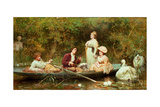 Fair, Quiet and Sweet Rest Giclee Print by Sir Samuel Luke Fildes