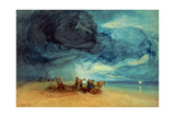 Storm on Yarmouth Beach, 1831 Giclee Print by John Sell Cotman