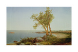 Rhode Island Coast, New England Giclee Print by John Frederick Kensett