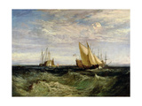 A Windy Day Giclee Print by J. M. W. Turner