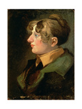 Portrait of Mrs John Sell Cotman Giclee Print by John Sell Cotman