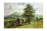 Tintern Abbey Giclee Print by Frederick Waters Watts