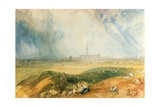 Salisbury Cathedral Giclee Print by J. M. W. Turner