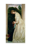 Sisters, C.1862 Giclee Print by Frederick Leighton