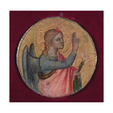 The Angel Annunciant, 14th Century Giclee Print by Andrea Di Cione Orcagna