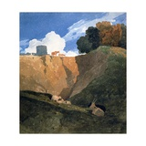 The Marl Pit, C.1809-10 Giclee Print by John Sell Cotman